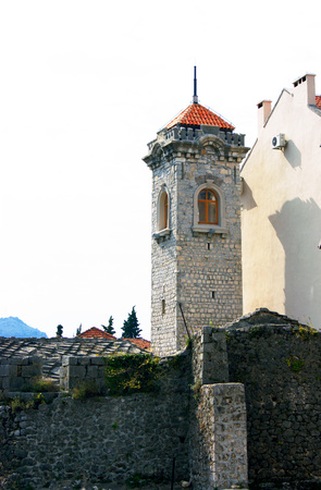 lithic: Clock Tower in Trebinje