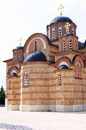 tabernacle: Church of the Annunciation, Trebinje Stock Photo