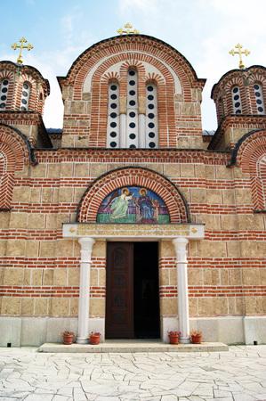 ecclesiastical: Church in complex Hertsegovochka Gracanica, Trebinje