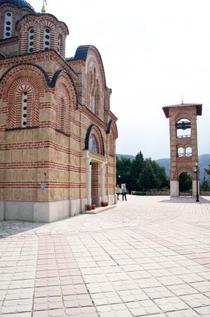 lithic: Hertsegovochka Gracanica, Trebinje Stock Photo