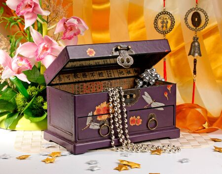 bijuteri: Casket  for  bijouterie