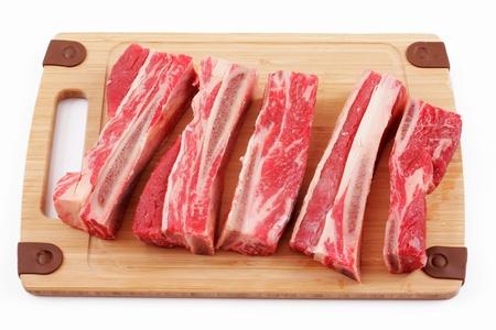 prime rib: beef ribs