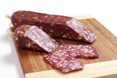 Sausage smoked