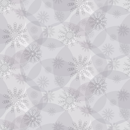 gray pattern from snowflakes