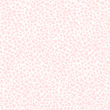 Love background with hearts, seamless pattern. Imagens - 32604618