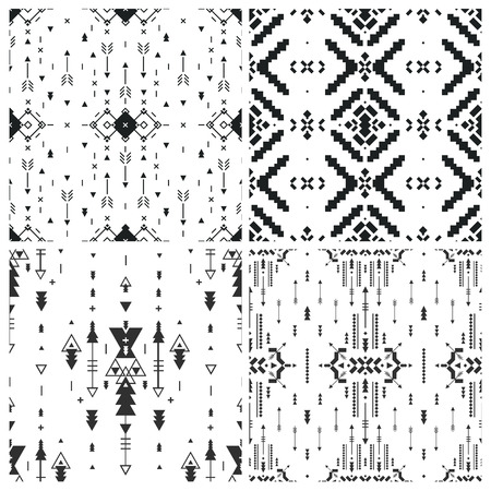 tribales: Geom�trica del vector fondo
