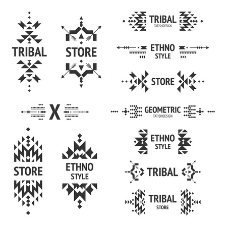 tribal: Conjunto de resumen Vectores