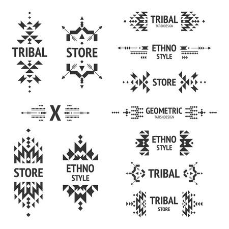 tribales: Conjunto de resumen Vectores