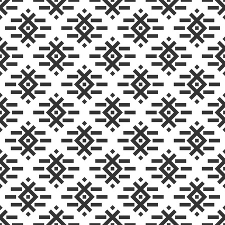 fabric texture: geometric seamless pattern, tribal background, ethnic, Navajo style on white background