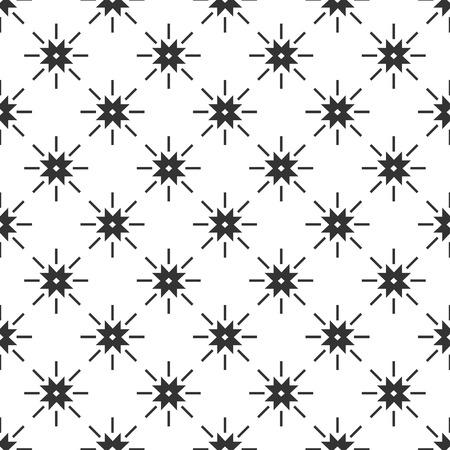 geometric seamless pattern, tribal background, ethnic, Navajo style on white background