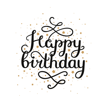 Birthday Card Images Pictures Royalty Free Birthday Card – Black and White Birthday Card