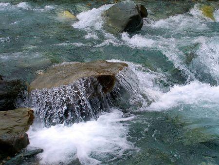 rapid: river, rapid