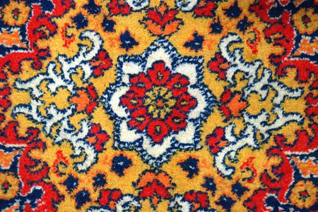 Traditional russian carpet Stock Photo - 1050374