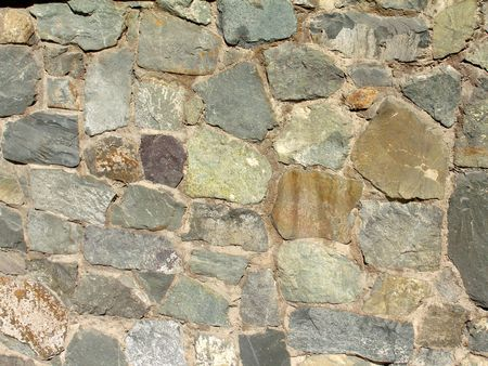 layers levels: Stone wall - texture