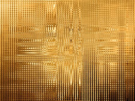 cellule: Golden background