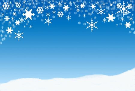 Winter background Stock Photo - 2101573