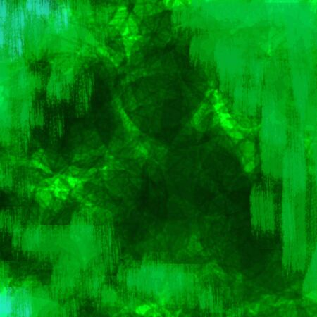 Abstract  background - green grot photo