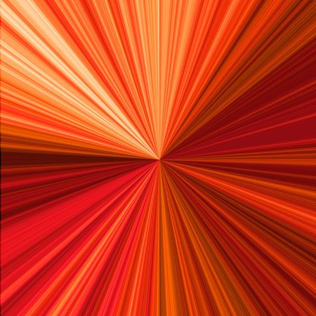 irradiation: Red infinity