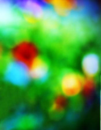 hued: Multicolored abstract background, blurs