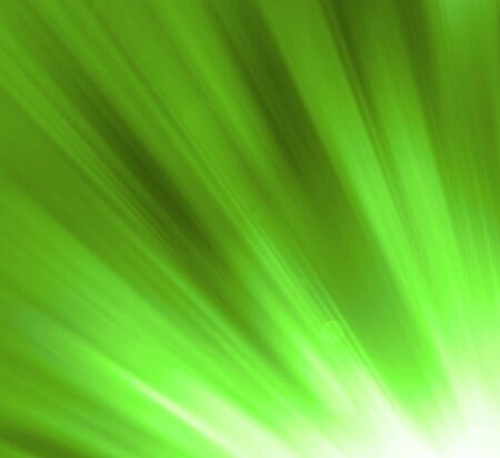 Green shine - abstract background Stock Photo - 3293627