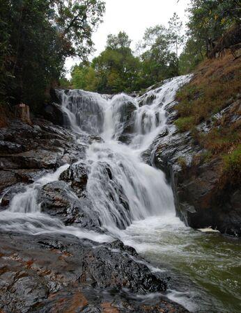 trickles: Waterfall, Dalat, Vietnam
