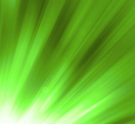 Green shine - abstract background Stock Photo - 3632912