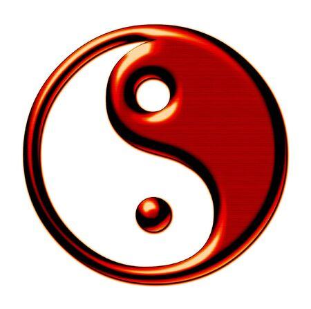 Yin-Yang photo