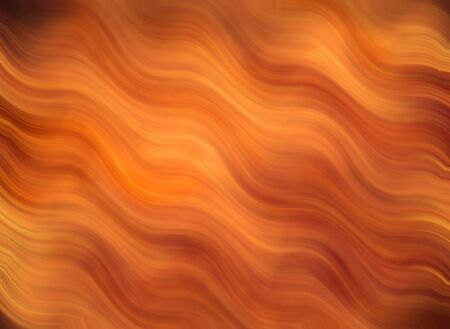 oscillation: Abstract background - waves