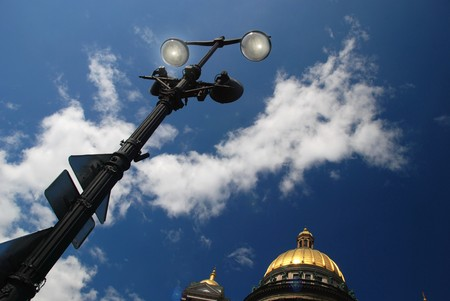 Cathedral of Saint Isaac, Saint Petersburg, Russia photo