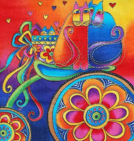 kotów: Tkaniny dekoracyjne, projektowanie elementów