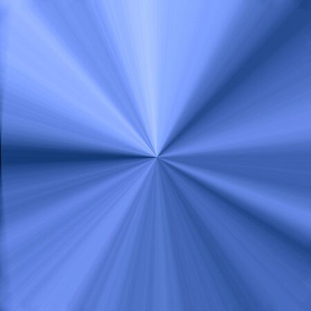 irradiation: Abstract blue background Stock Photo