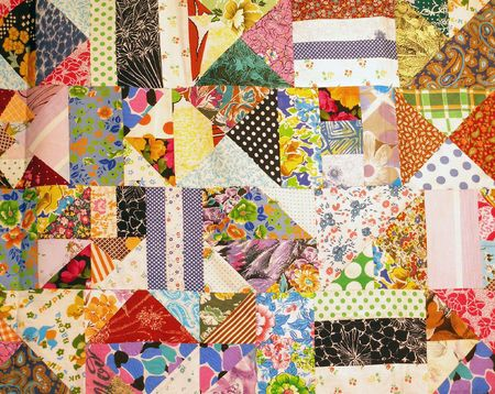 Patchwork            Stock Photo - 5811756