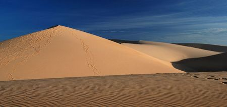 Sand desert, dune Stock Photo - 5863726