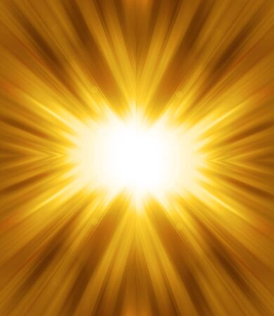 sheeny: Golden shine - abstract background