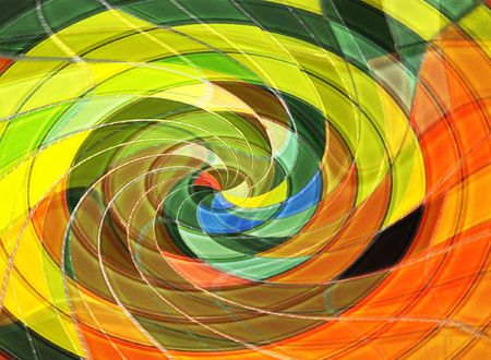 Abstract multicolored background photo