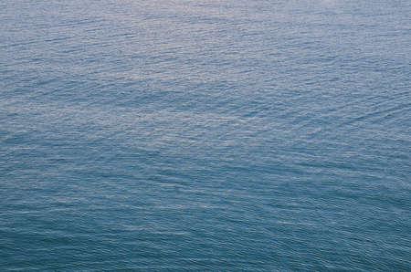 Zee-oppervlak, textuur van het water Stockfoto
