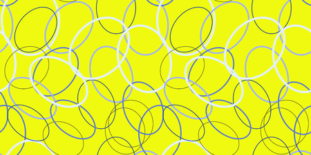 vector seamless geometric pattern on a colored background