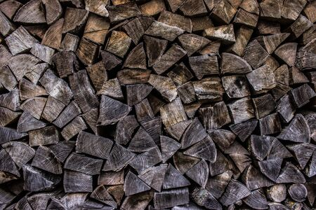 firewood background: Firewood Background Stock Photo