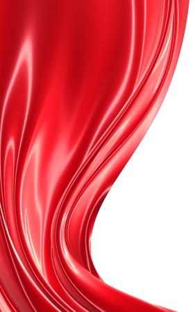 tissu soie: fond abstrait