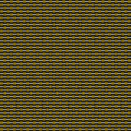 gold fiber texture Stock Photo - 12623076