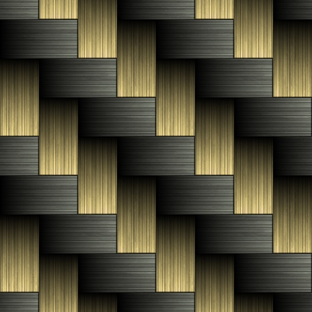 Carbon fiber wowen texture photo