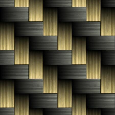 dark fiber: Carbon fiber wowen texture