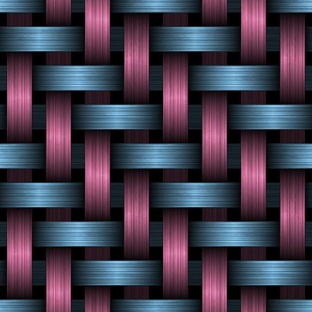 Carbon fiber woven texture Фото со стока
