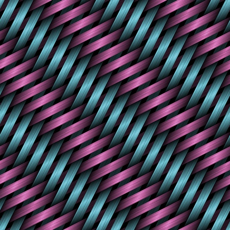 dark fiber: Carbon fiber woven texture Stock Photo