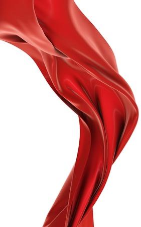silk cloth: Tela astratta