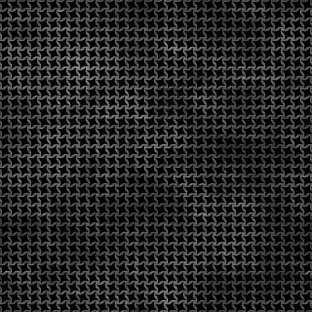 seamless texture of the gray metal mesh photo