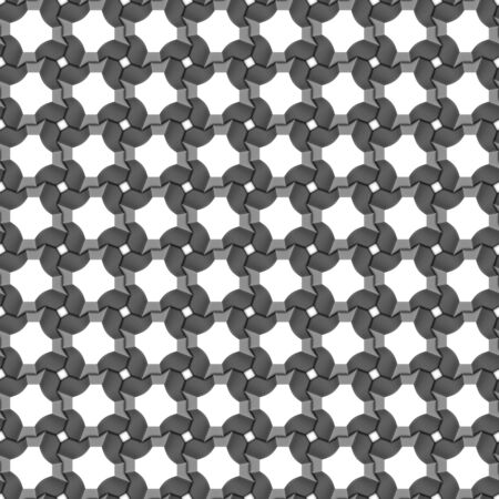 geometric patterns: Abstract gray seamless texture