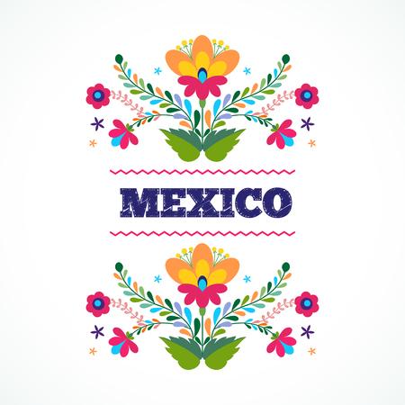 enchiladas: Beautiful invitation design ornament. page template