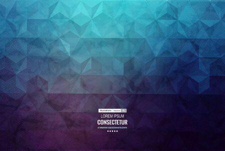 Vector illustration for business presentationRetro label design. Vector illustration for business presentation