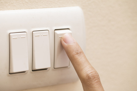 turning off: Turning Off Light Switch